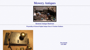 mowery antiques