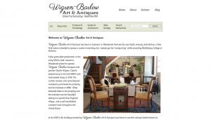 wigen barlow art and antiques